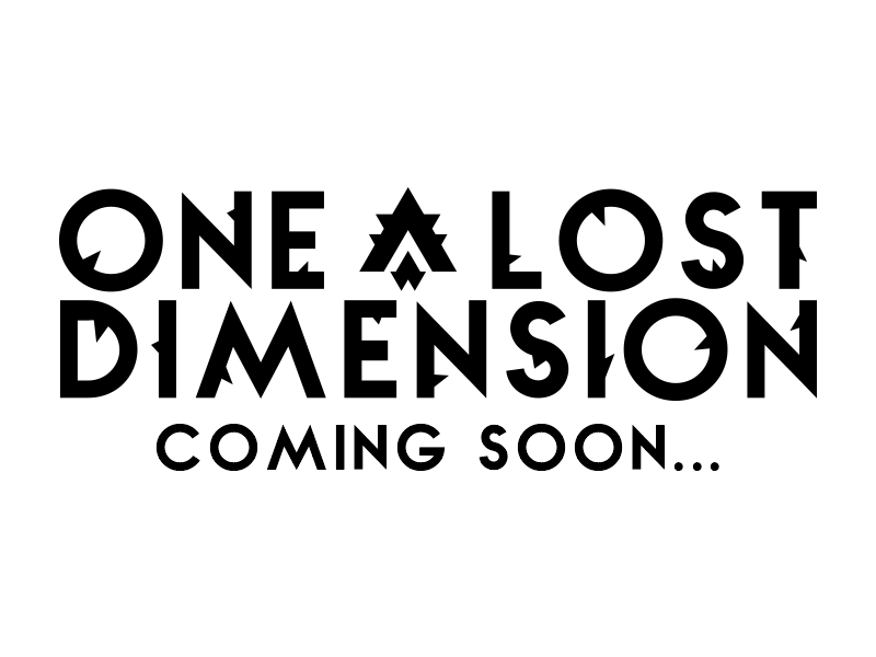 oneLostDimension / coming soon